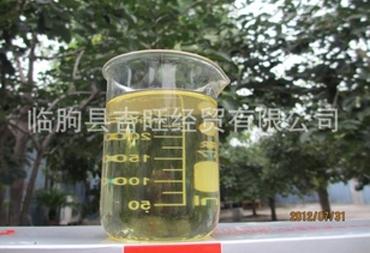 替代淄博炼厂国标柴油燃料油